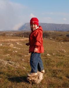 Покоряем крымские горы.